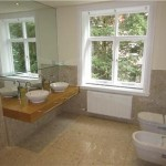 Dingledene bathroom